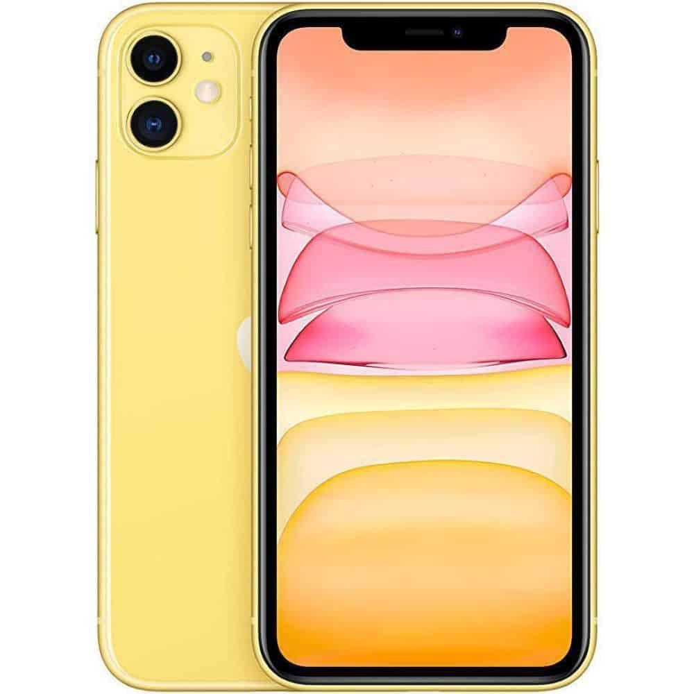 iPhone11 Yellow 2019 9