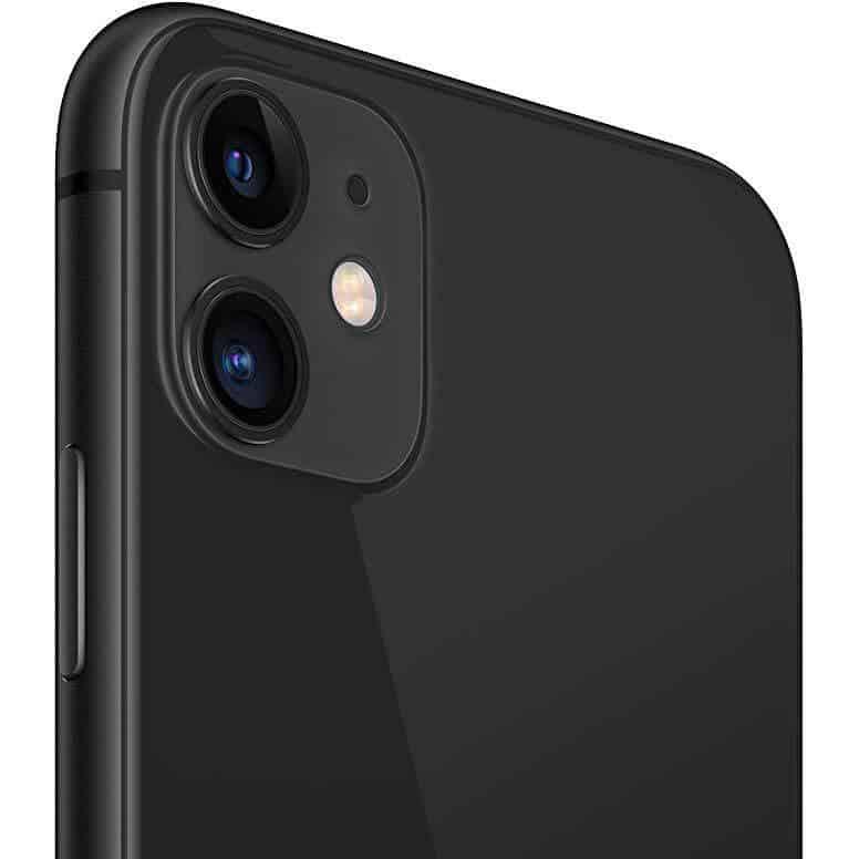 iPhone11 black side 2019 10
