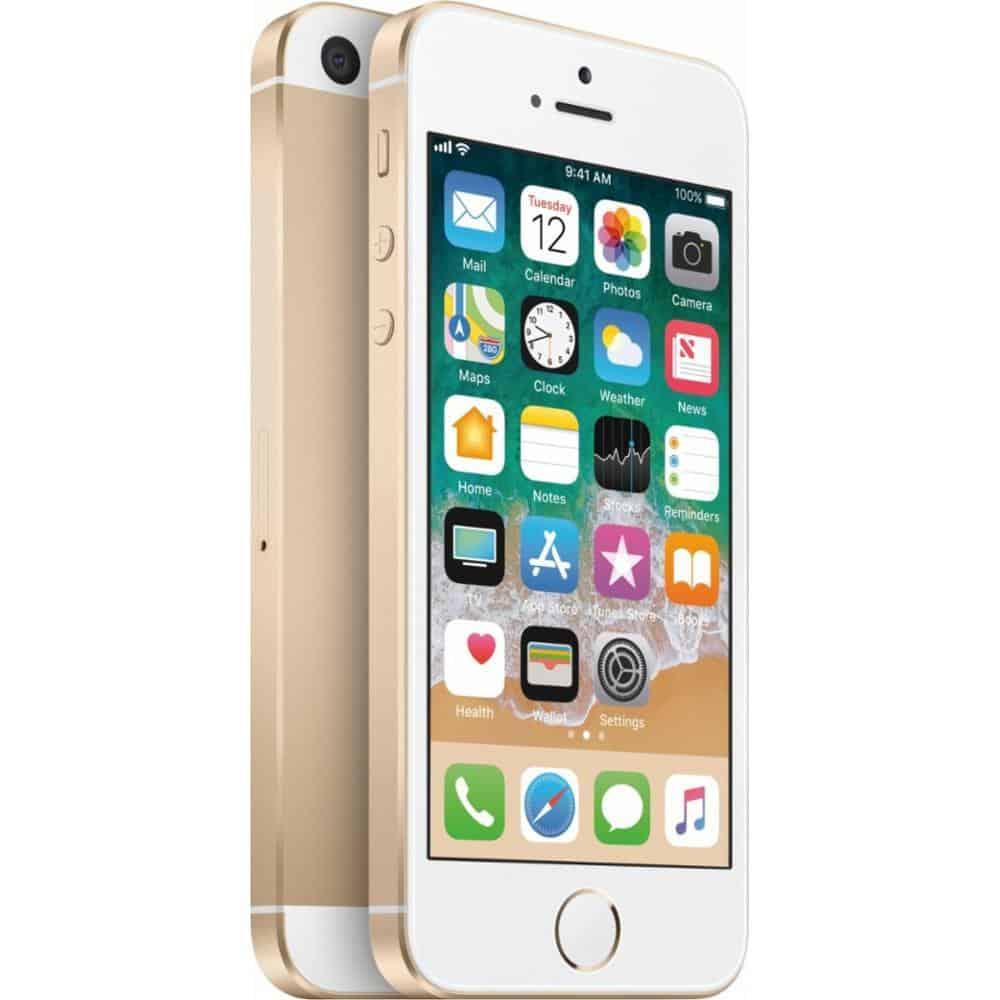 IPhone SE (1st Generation) 32GB - Gold - Ola Tech