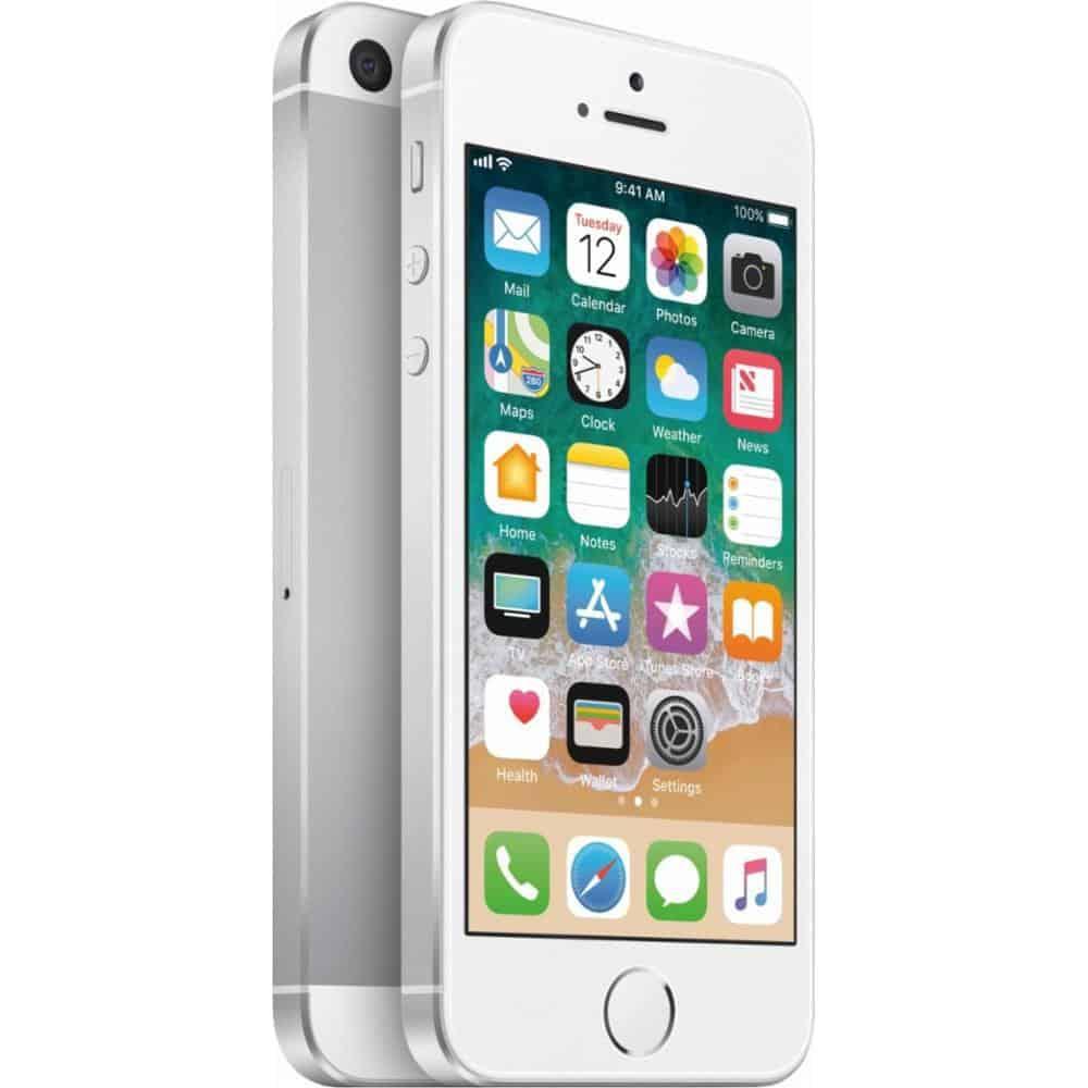 iphone se 1st gen silver 2016 13