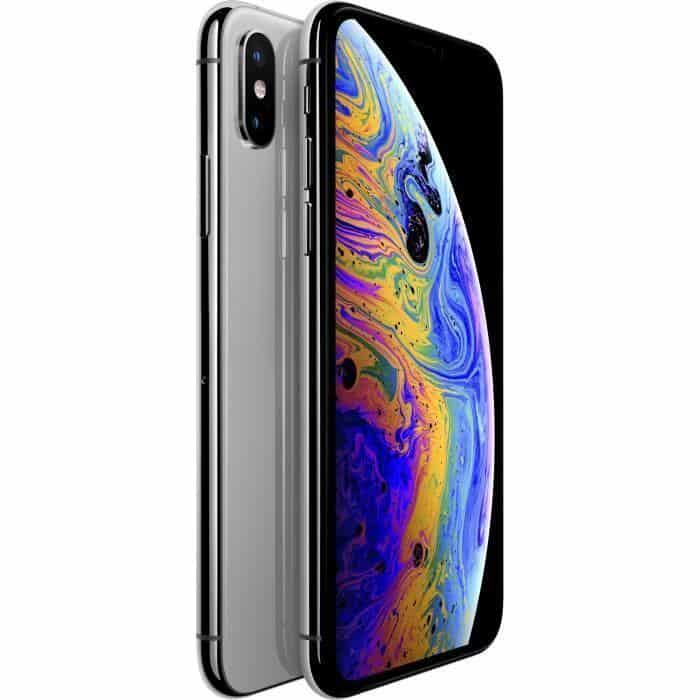 iphone-XS-silver-2018