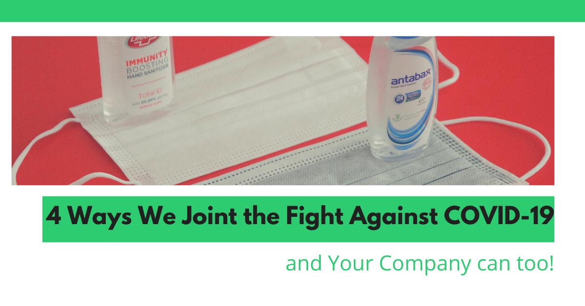 blog 4 Ways We Joint the Fight Against COVID-19_Featured Image