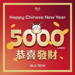 Thank you for helping us reaching 5,000 Likes