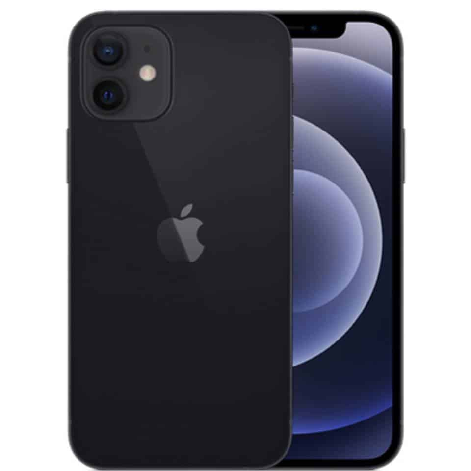 Apple-iphone 12-Black