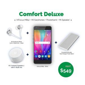 Ola Tech Comfort Deluxe Bundle