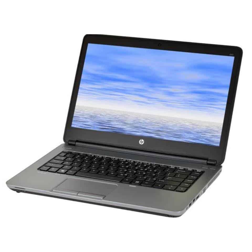 HP-ProBook 640 G1-Black