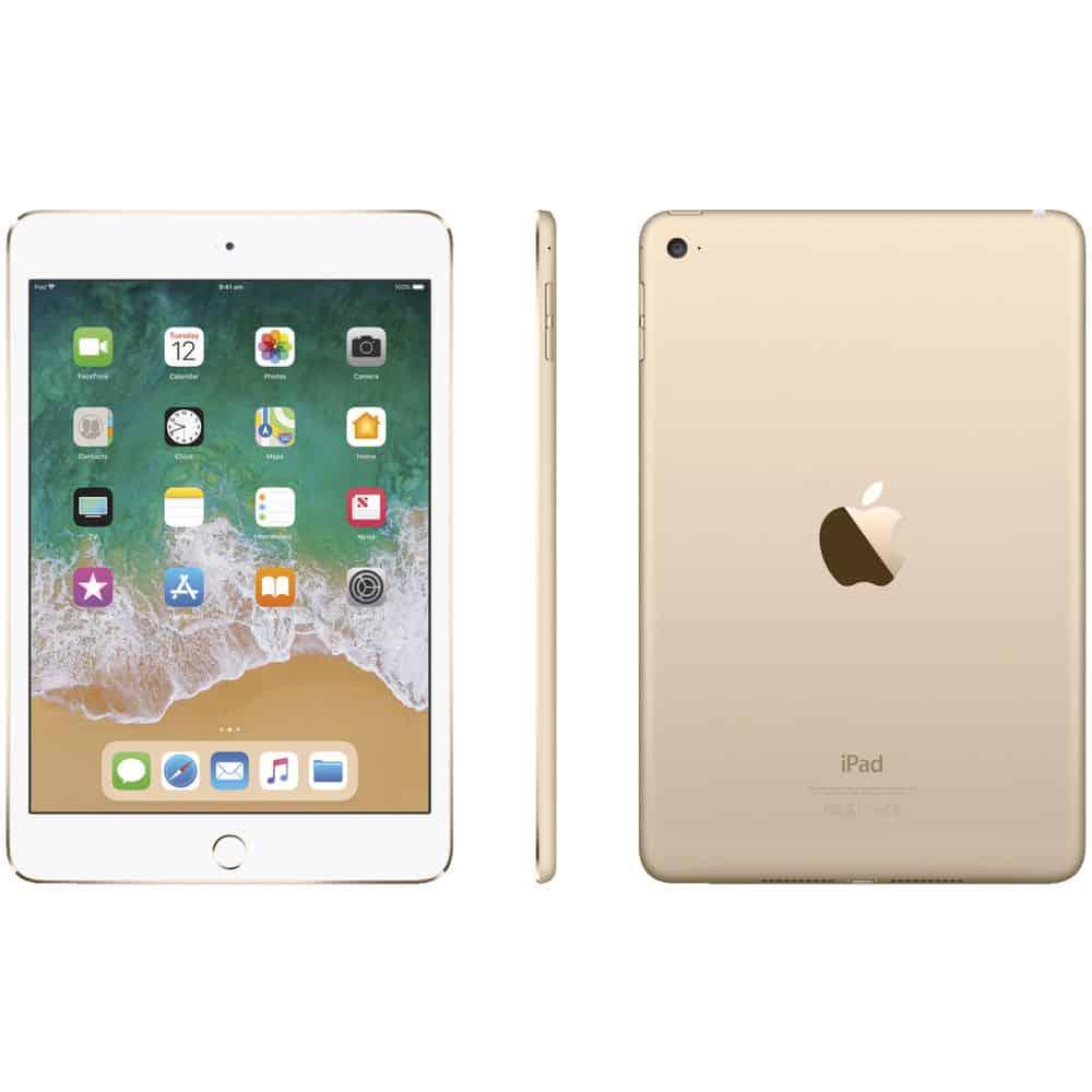 蘋果 iPad mini 4 金色 Wi-Fi 128GB 圖片