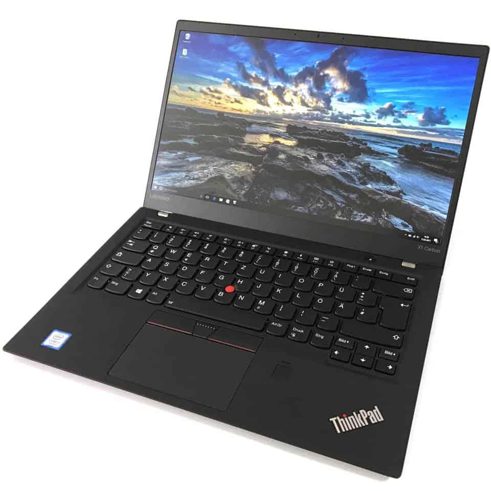 Lenovo-ThinkPad X1 Carbon-Black