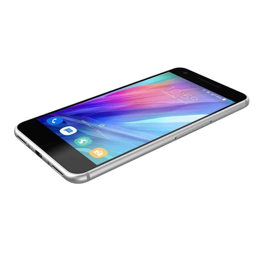 inFocus phone m812 front view 2