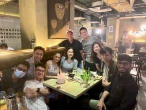 Ola Tech Celebrate Team Spirit at Mid-Autumn Festival Dinner