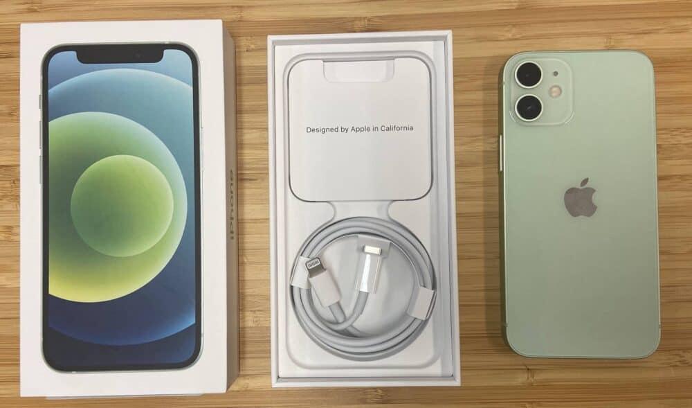 Ola Tech iPhone 12 Mini Green 256GB