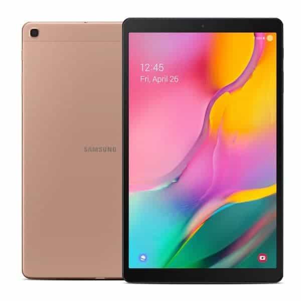 Image of SAMSUNG-GALAXY-TAB-A-10.1-64GB-Tablet-gold