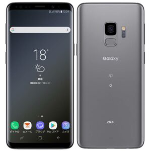 Samsung-Galaxy-S9-Titanium Gray