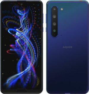 Sharp AQUOS-R5G-Blue