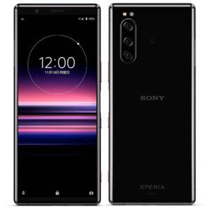 Sony Xperia 5 SOV 41 Black