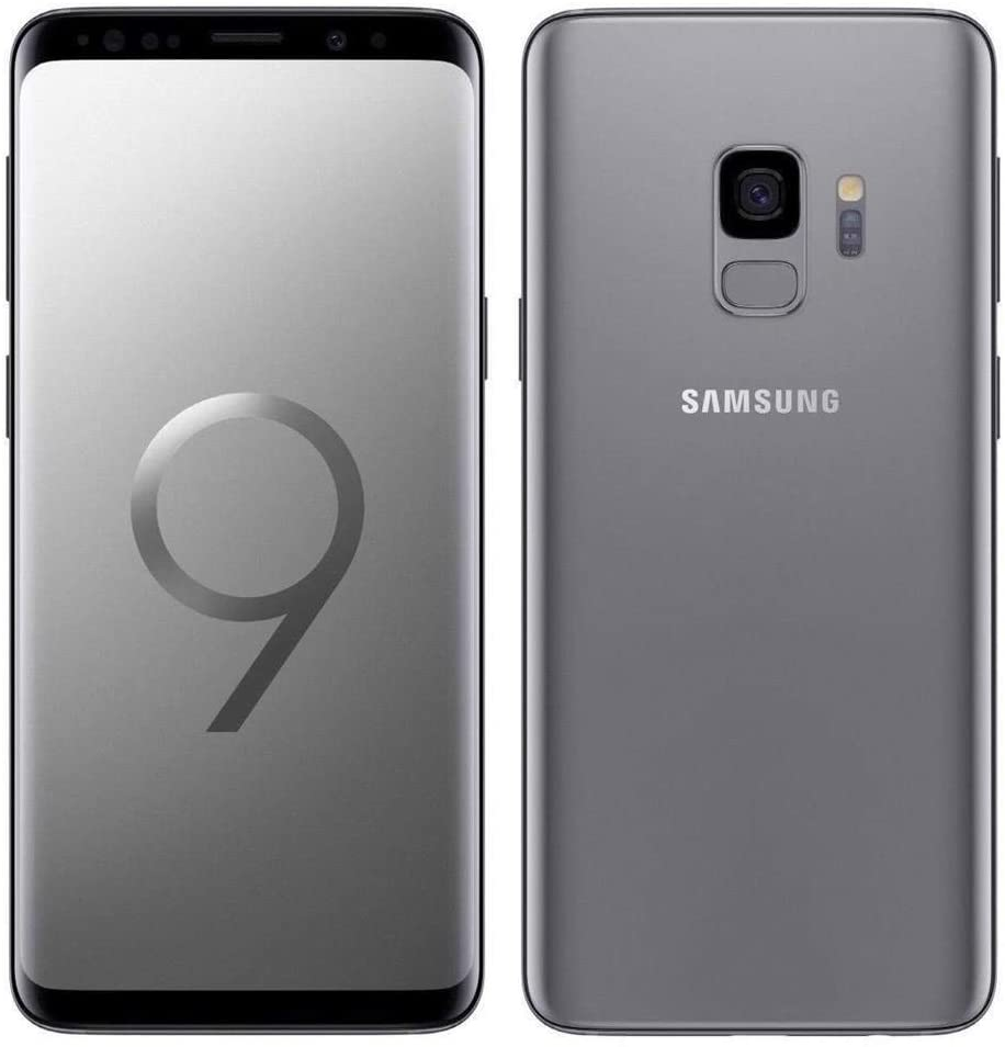 samsung galaxy-s9-grey image