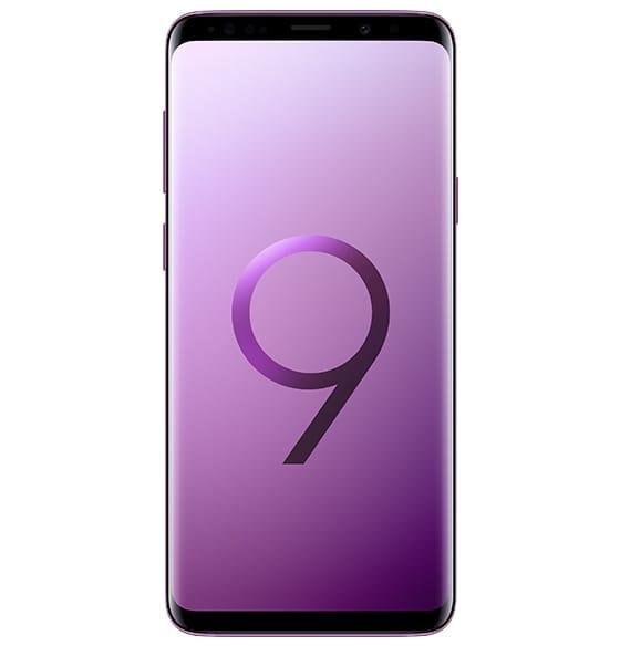samsung galaxy-s9-plus-紫色圖片
