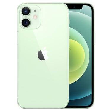 iPhone 12 mini -綠色