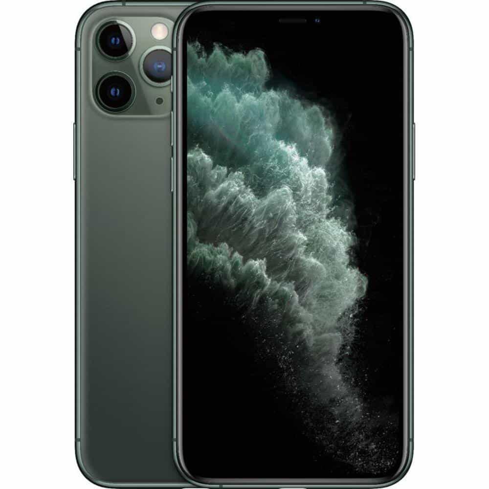 蘋果 iPhone11 Pro Midnight 午夜綠 圖片