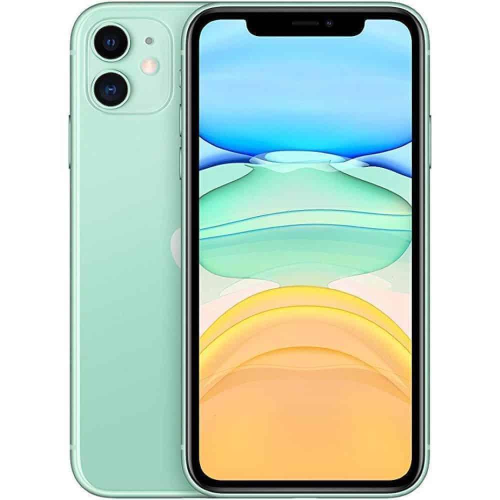 apple iPhone11-green image