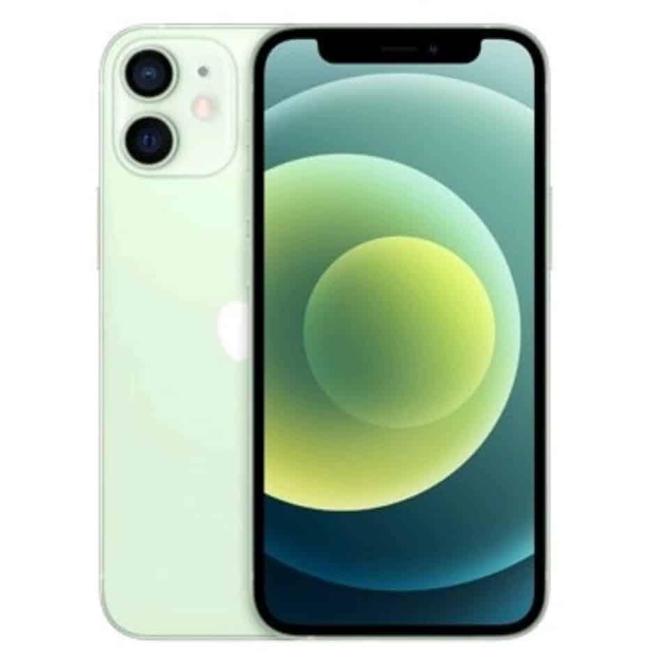 Apple iphone 12 mini 256 GB Green image