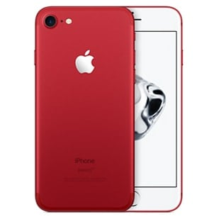apple iphone 7 red image