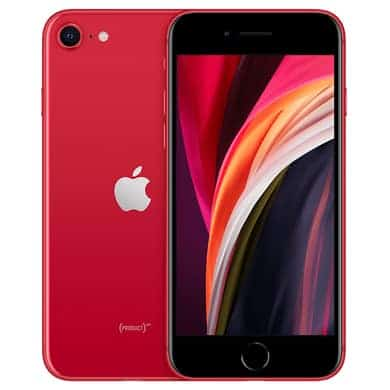 Apple iphone-se red image