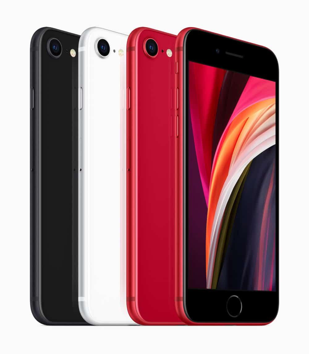 apple iphone se 第二代圖片