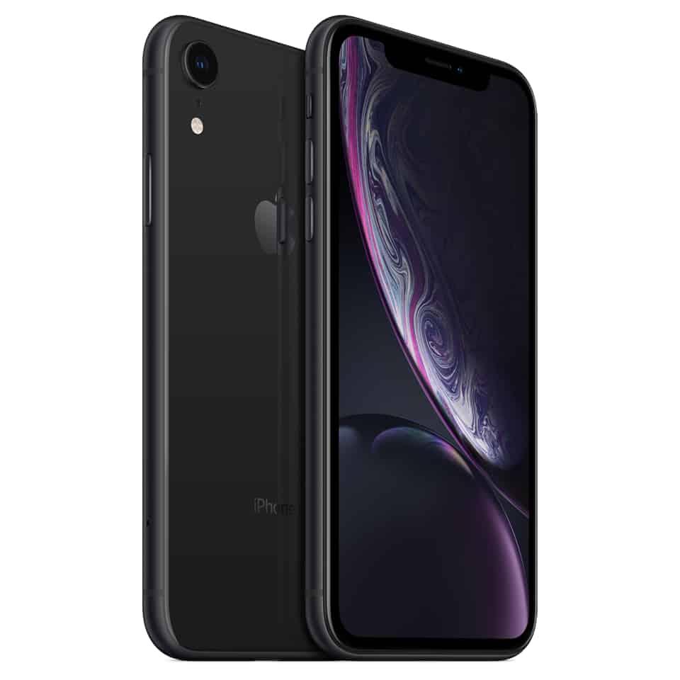 iphone xr 64GB black image