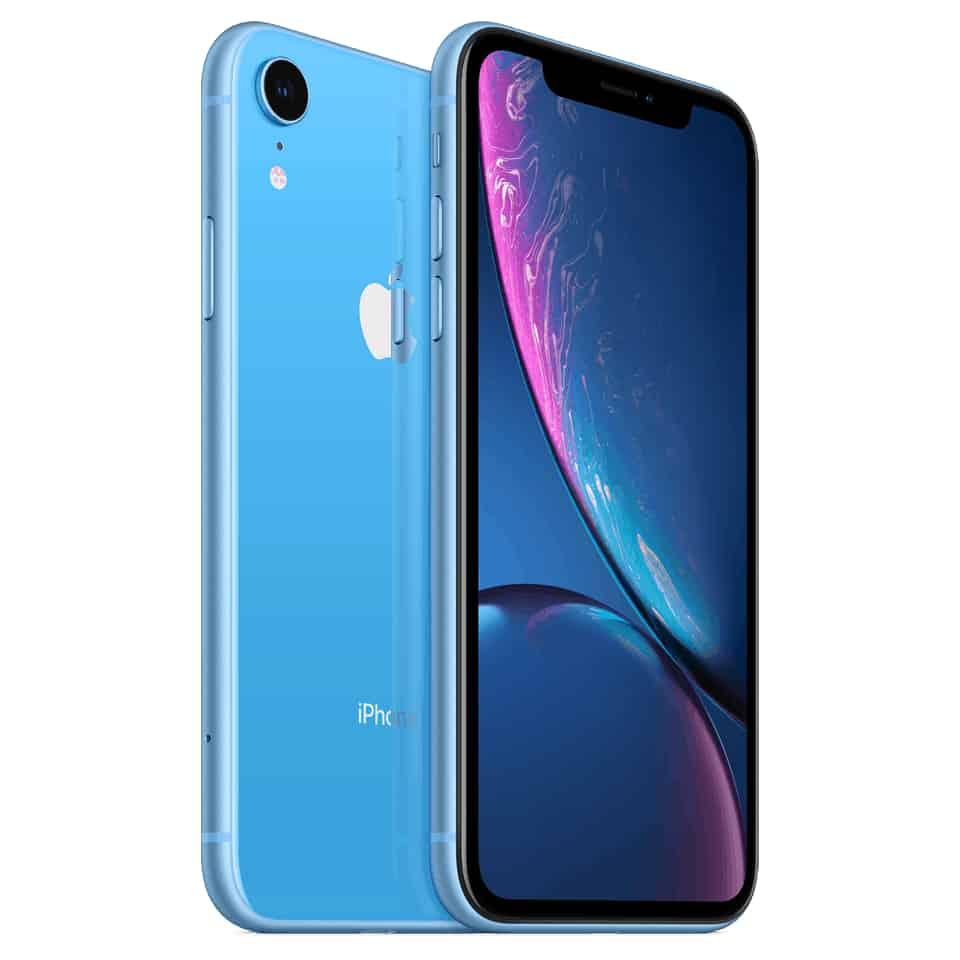 apple iphone-xr-blue image