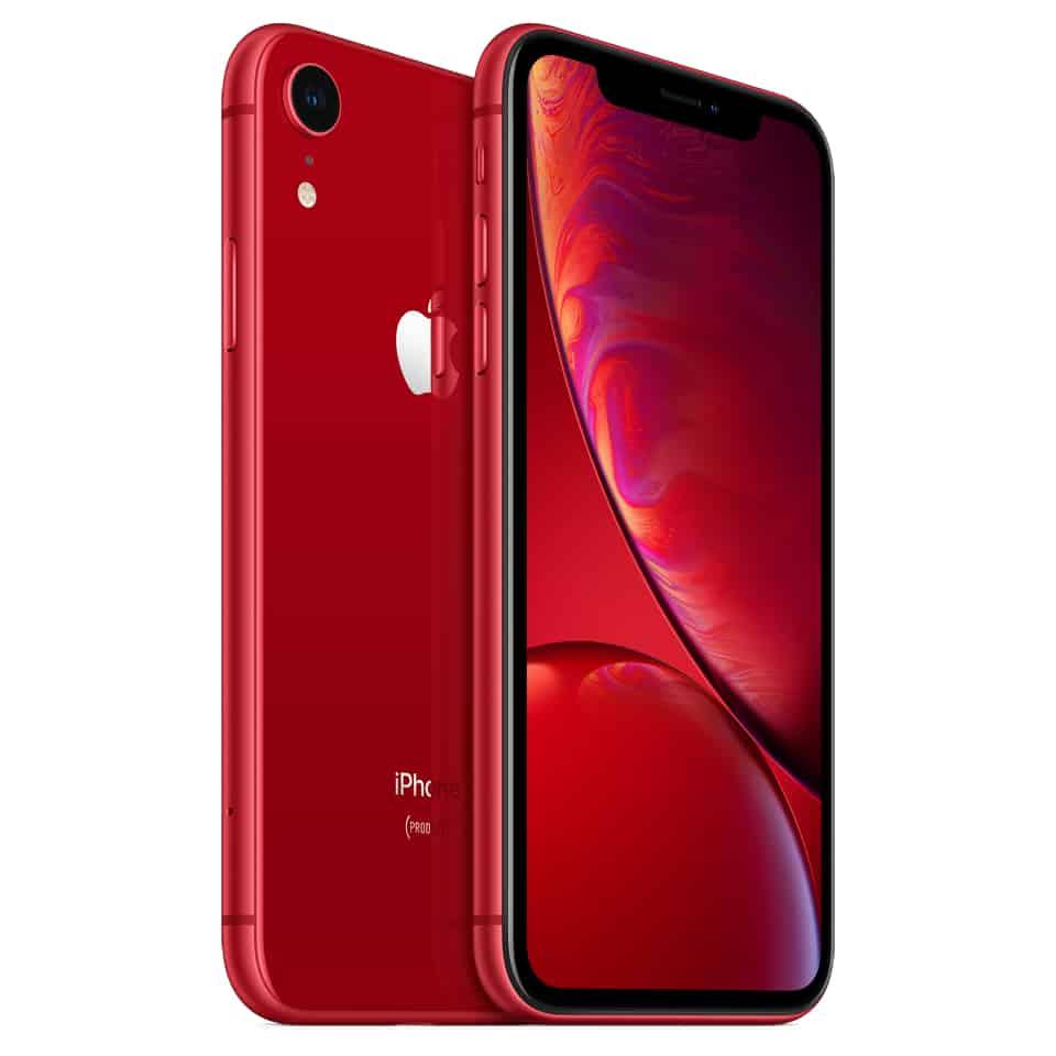 iphone xr 64 GB 紅色圖片