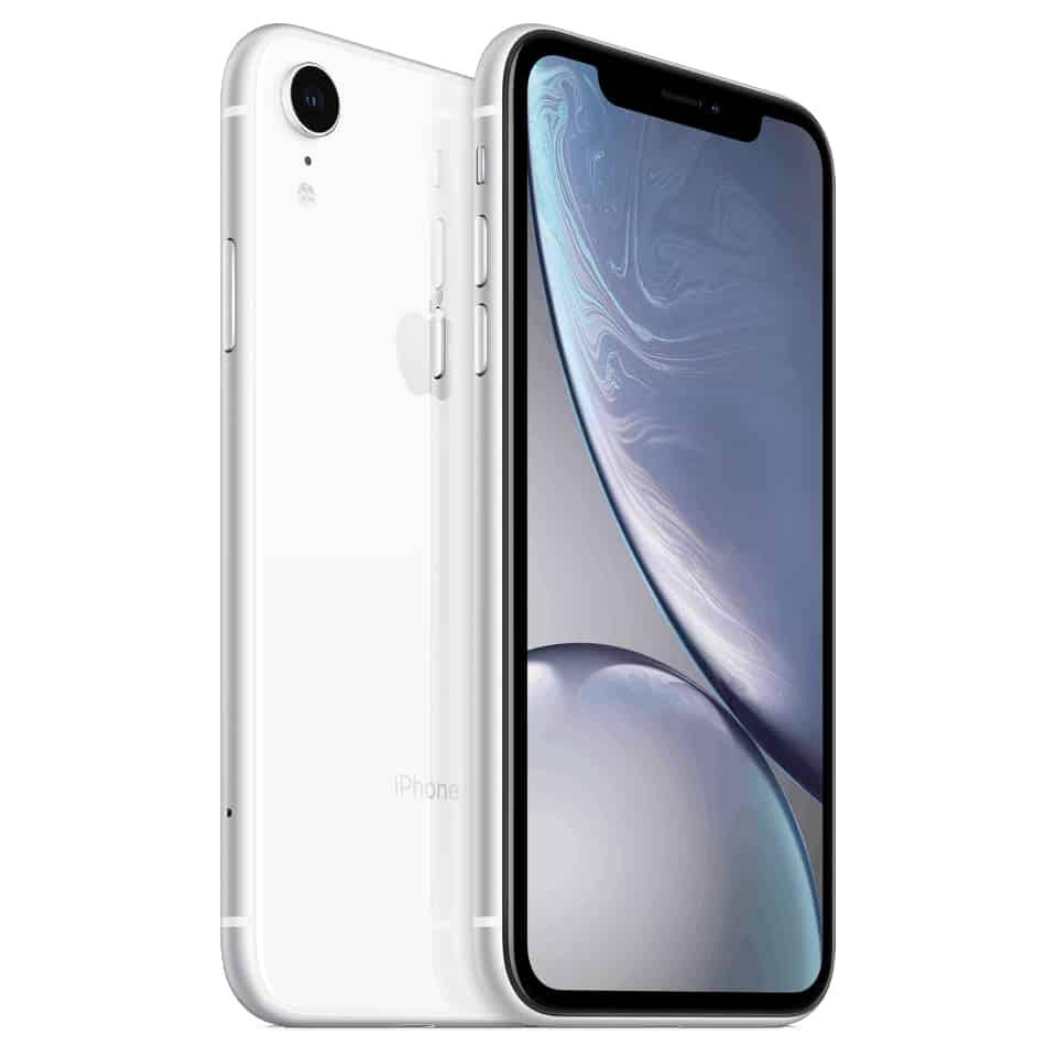 apple iphone-xr-白色