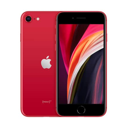iphone se 2020 red