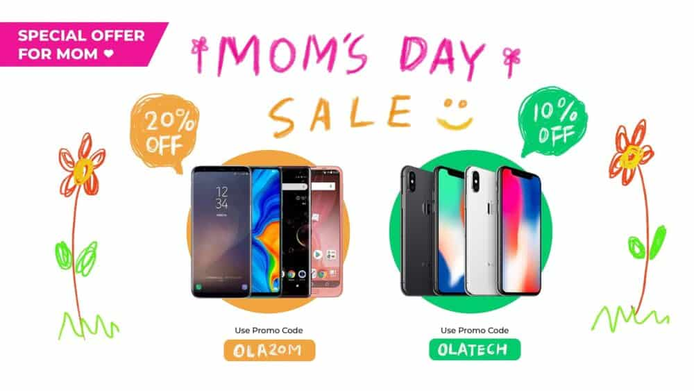 Ola Tech Mothers Day Special