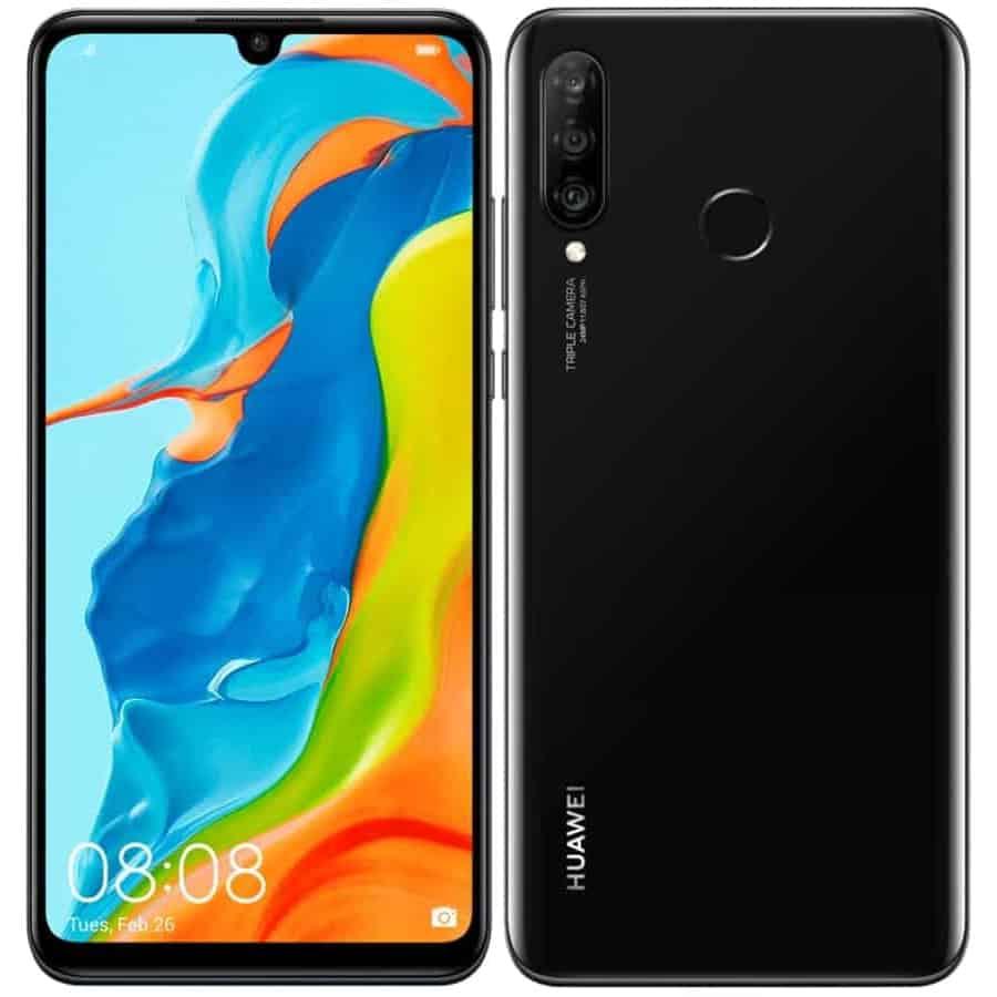 Huawei p30 lite black image