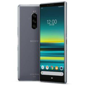Sony Xperia 1 SOV 40 Grey