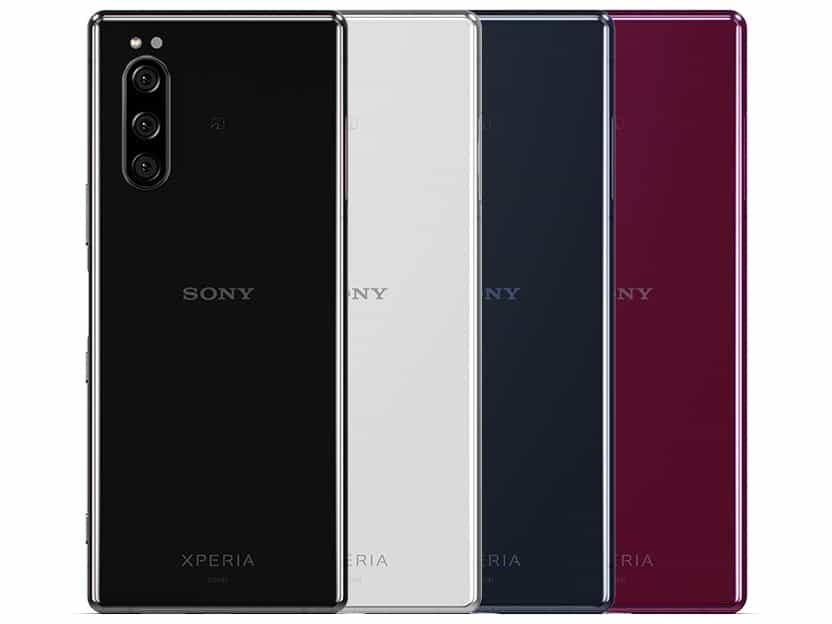 Sony Xperia 5 ov41黑色圖片